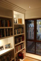 bespoke bookcases westminster