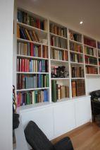 modern bookcase london