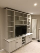 Bespoke Media TV unit