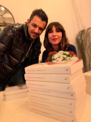 Roberto Emanuelli ospitato dalla Libreria Mondadori Matera