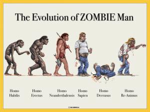 zombie-evolution