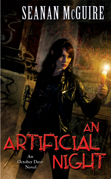 Book Review An Artificial Night By Seanan Mcguire