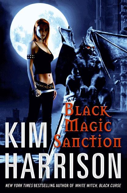 Book Review Black Magic Sanction By Kim Harrison