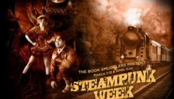 Steampunk Week - Book Review: The Difference Engine by