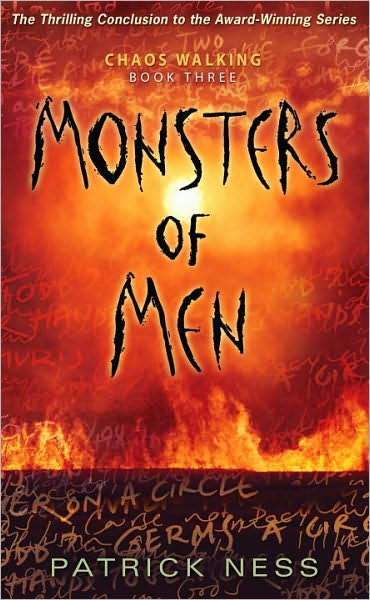Book Review Monsters Of Men By Patrick Ness