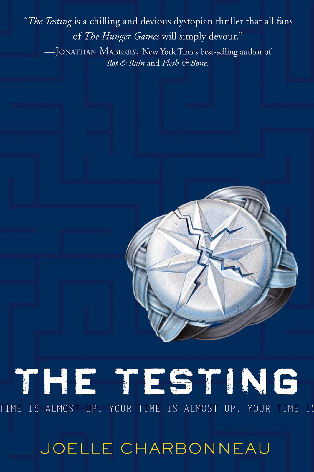 Book Review: The Testing by Joelle Charbonneau |