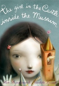 The Girl in the Castle Inside the Museum