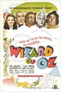 Wizard of Oz (Original Poster)