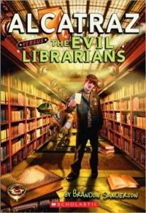Alcatraz versus the Evil Librarians
