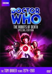 Robots of Death DVD