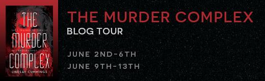The Murder Complex Blog Tour