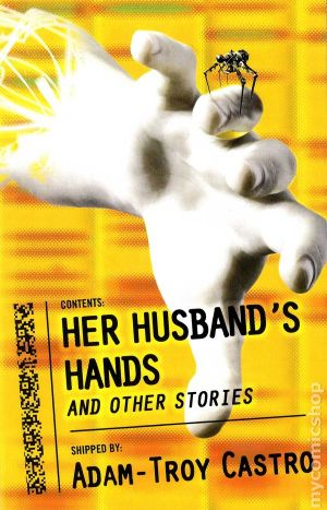 Her husband's hands