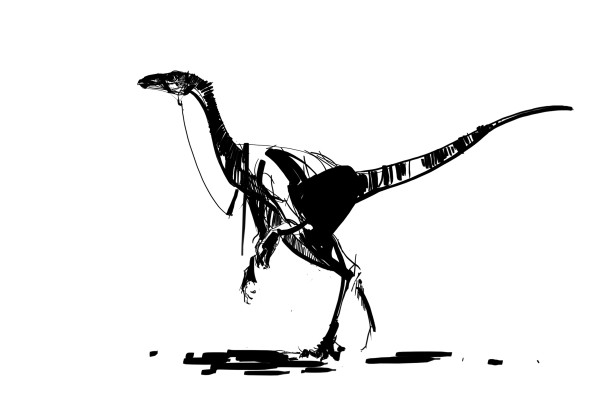 Dinosaur Lords Interior Image 6 - Strider