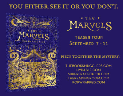 The Marvels Blog Tour