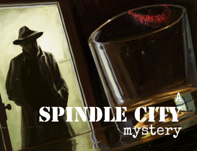 Spindle City Mysteries #3