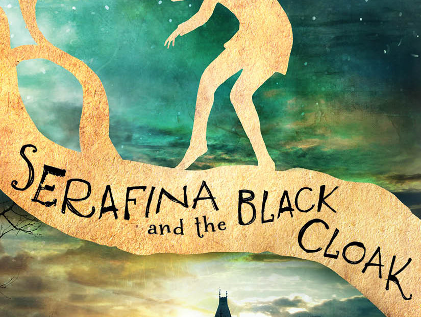 Book Review Serafina And The Black Cloak By Robert Beatty