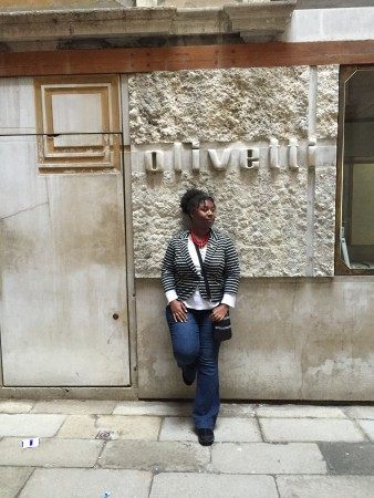 Olivetti Author Pic