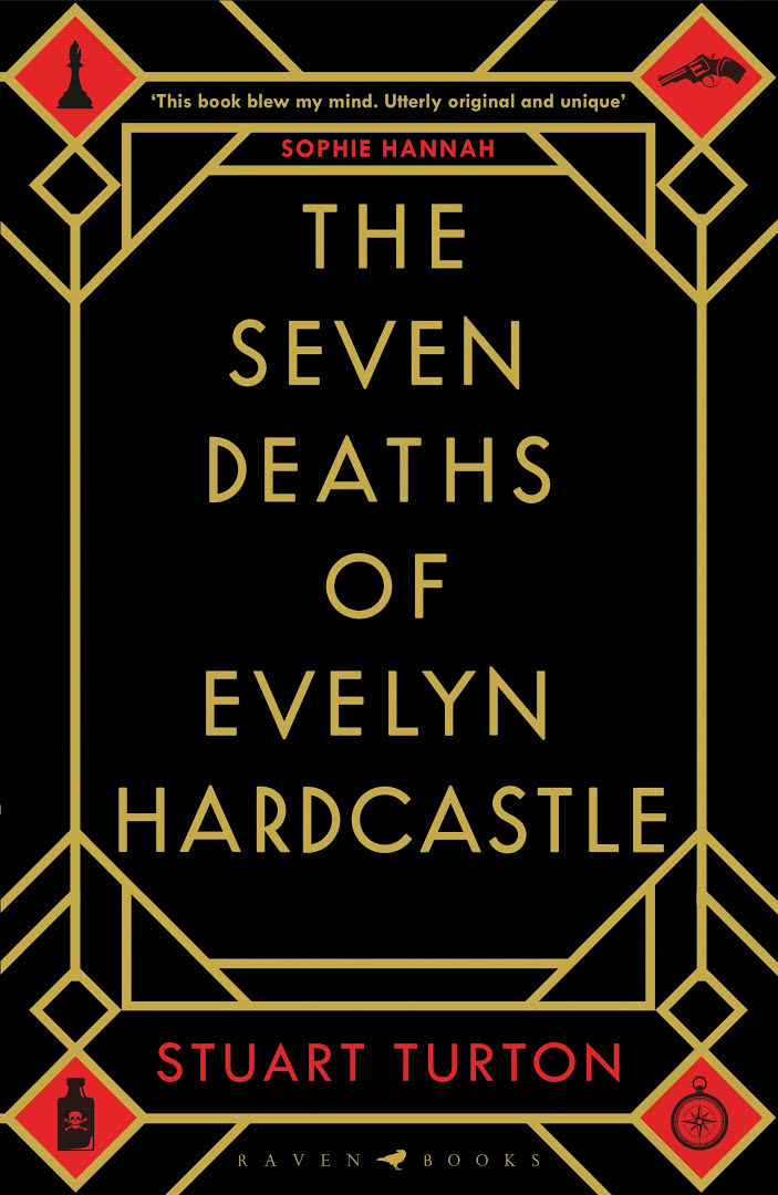 Book Review: The 7 Deaths of Evelyn Hardcastle by Stuart