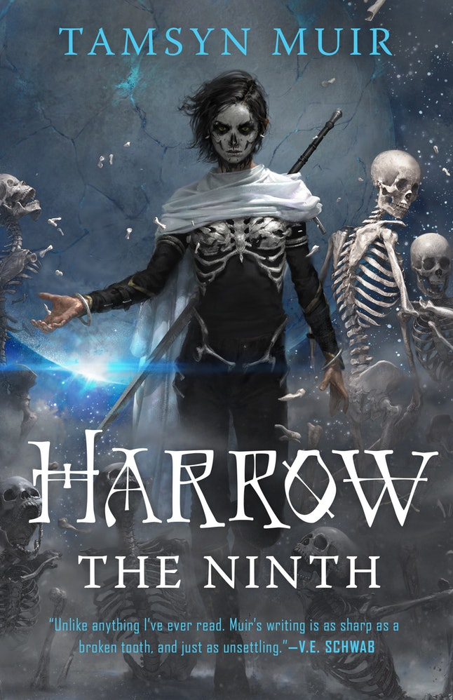 A scattered journey through Harrow the Ninth by Tamsyn Muir