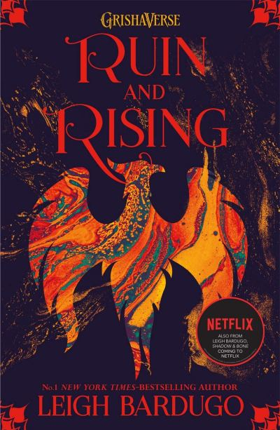 Grishaverse Re-read: RUIN AND RISING by Leigh Bardugo