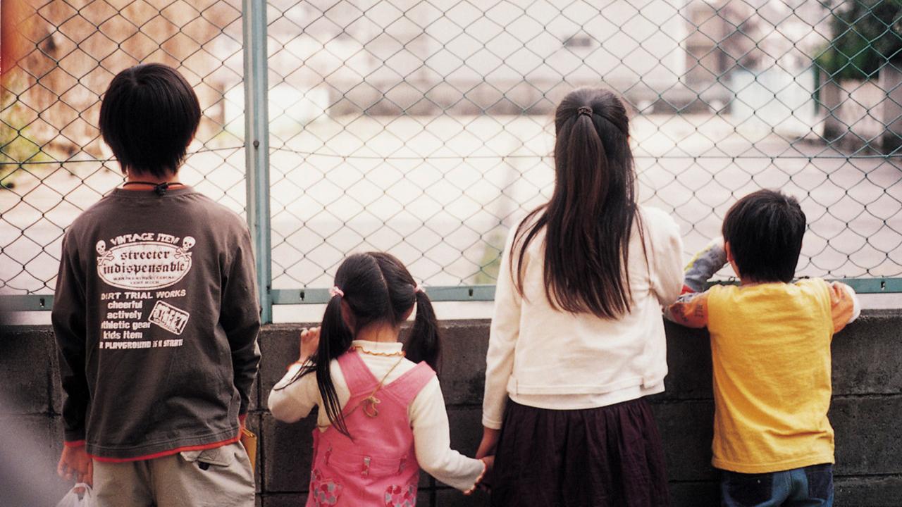Dare mo Shiranai (Nobody Knows) (2004) - The Book, The Film, The T-ShirtThe  Book, The Film, The T-Shirt