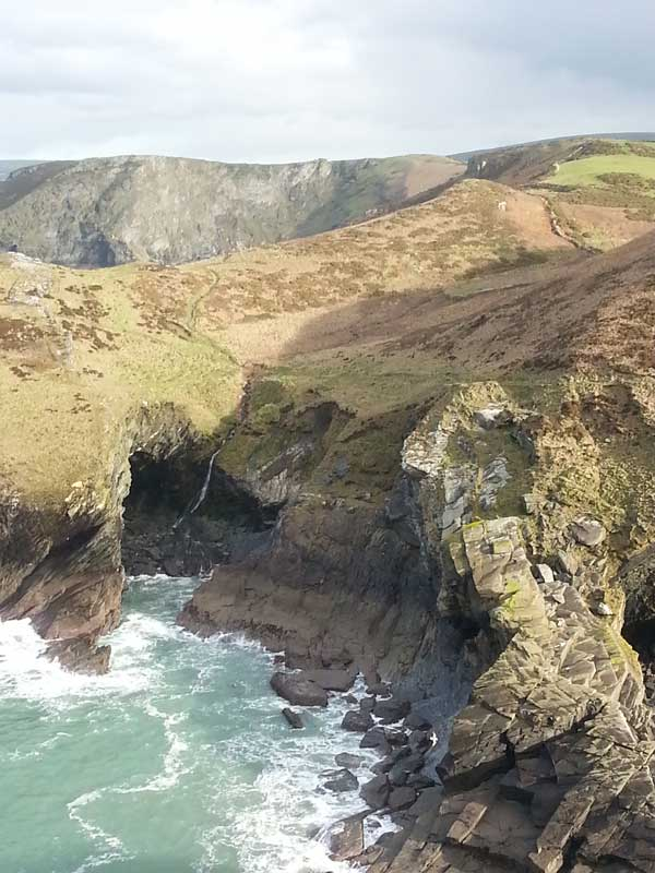 The Book Trail Summer In Tintagel The Book Trail