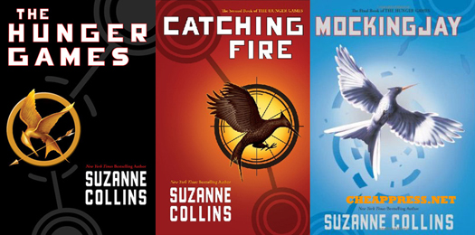 Image result for the hunger games series
