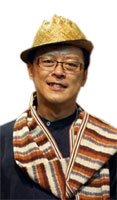 Edric Ong,  Atelier Society Sarawak founder honorary secretary