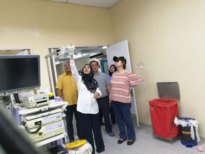 Tawau Hospital gets RM20,000 allocation from MP 2