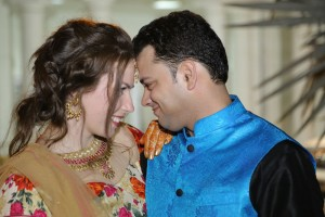 Emma and Ankit