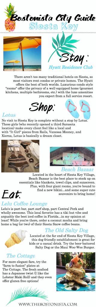 Siesta Key Travel Guide