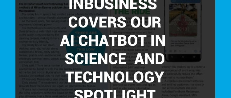 Fred Whitton AI Chatbot Feature