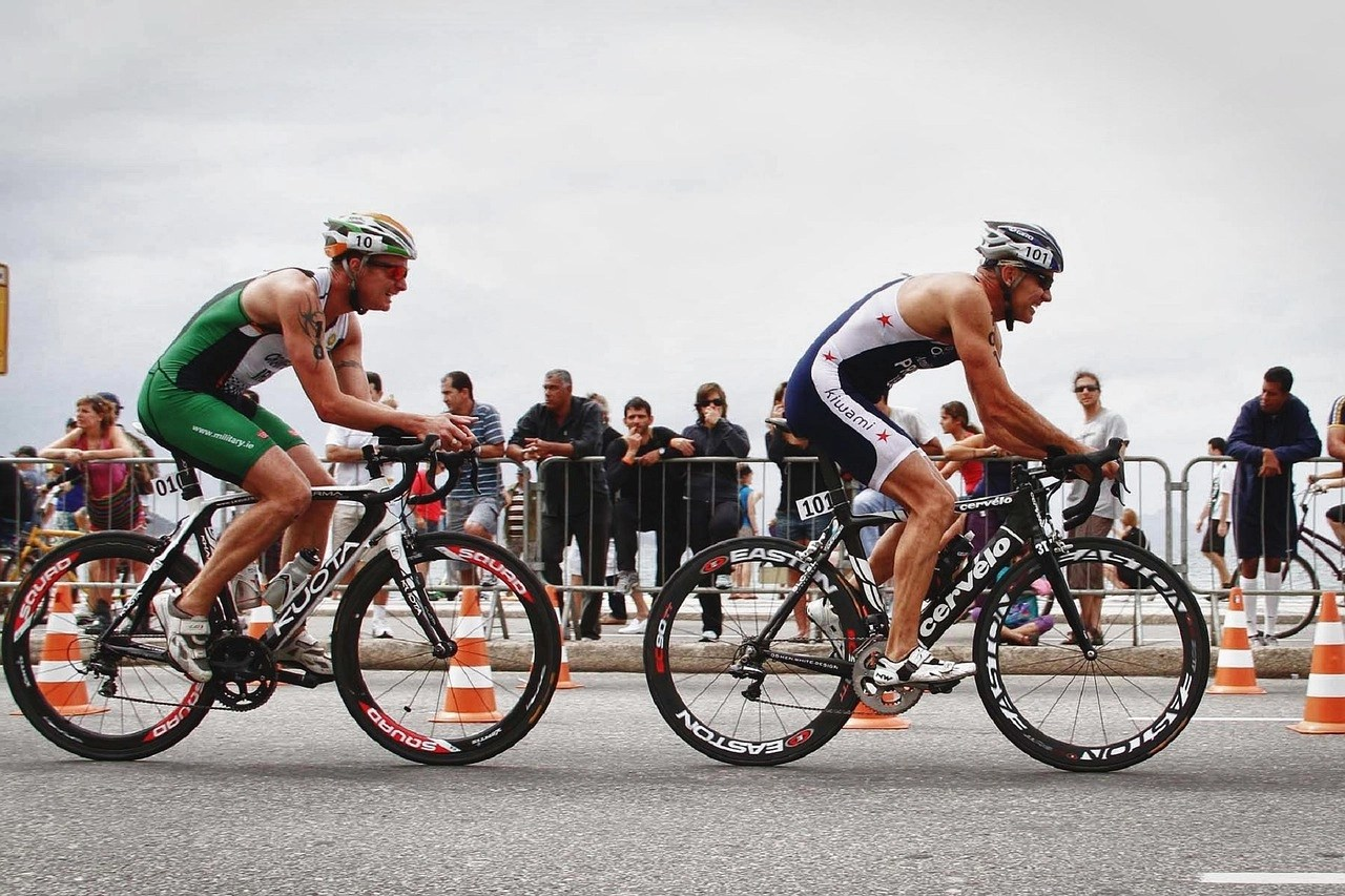 Chatbots for sports events- Chatbot to support your triathlon