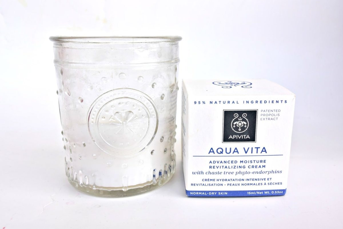 Apivita - Aqua Vita Advanced Moisture Revitalizing Cream - Review