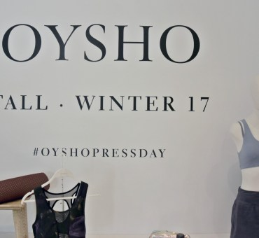Oysho   Fall Winter '17   New Collection