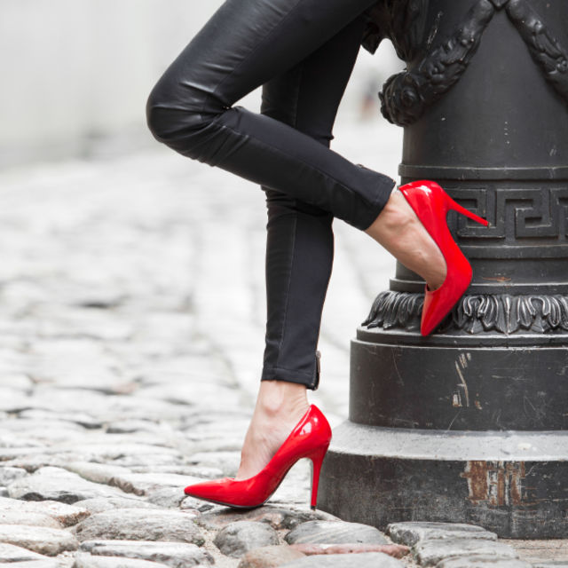 How To Be Comfortable In Your High Heels