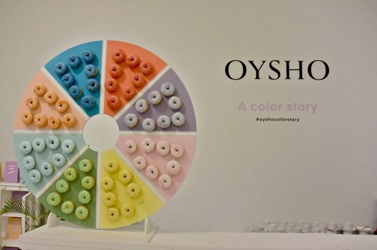 A Color Story   Oysho