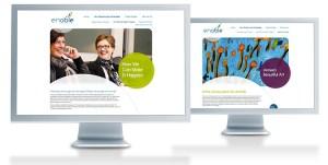 Enable Website