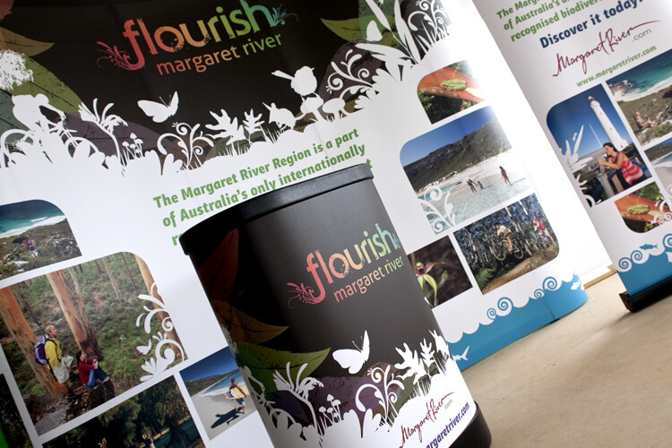 Flourish Exhibition Display