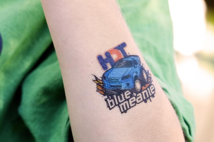 HDT Tattoo