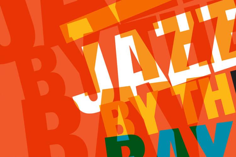 Jazz by the Bay Logo Closeup