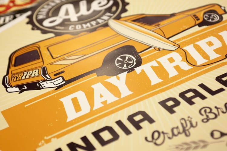 Margaret River Ale Day Tripa Logo