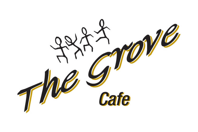 The Grove Logo before Jack in the box