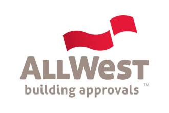 AllWest Building Approvals Logo