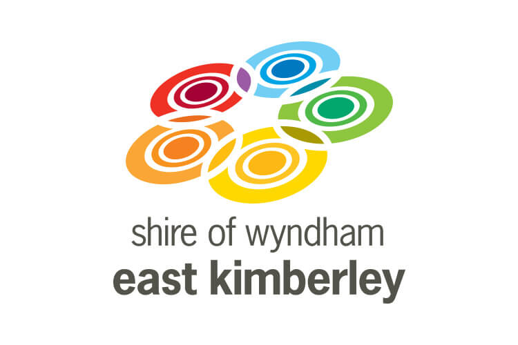 Shire of Wyndham East Kimberley Showcase Logo