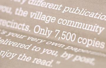 Village Life Paperzine
