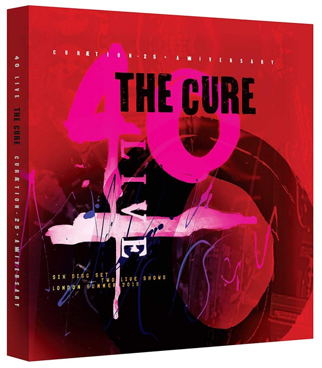 40 Live: Curaetion-25 + Anniversary