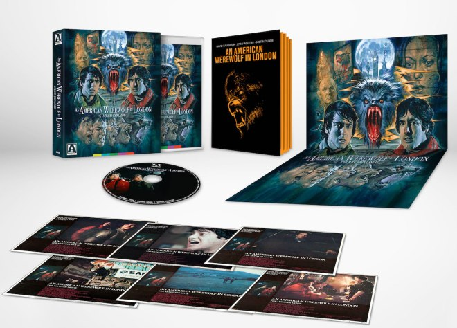 An American Werewolf in London Limited Edition