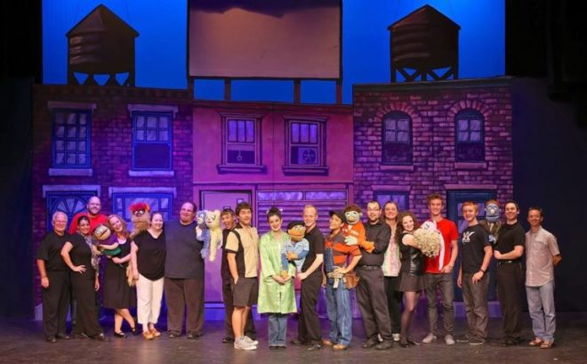 Avenue Q presented by HART Theatre
