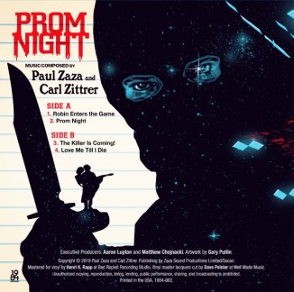 Limited Edition Prom Night 7""